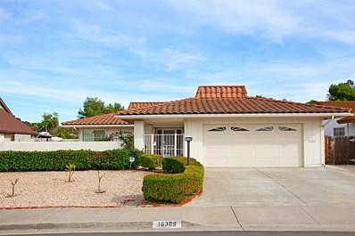 16309 Gabarda Rd, San Diego, CA 92128 - #: 180061503