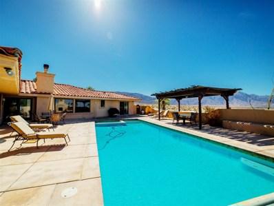 1804 Chuparosa Ln, Borrego Springs, CA 92004 - MLS#: 180061504