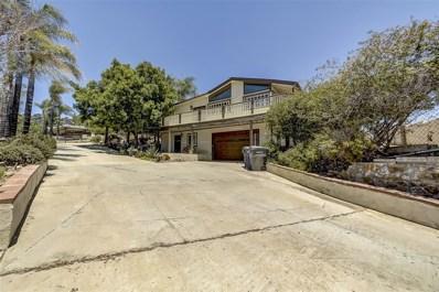 9200 Tropico Dr, La Mesa, CA 91941 - MLS#: 180061509