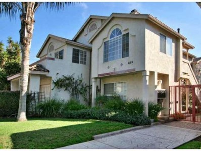 4169 Louisiana Street UNIT 7, San Diego, CA 92104 - #: 180061552