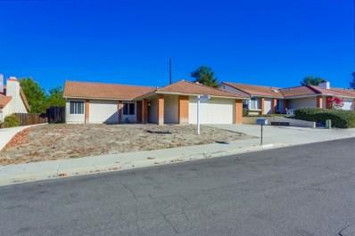 4712 Lofty Grove Dr, Oceanside, CA 92056 - MLS#: 180061567