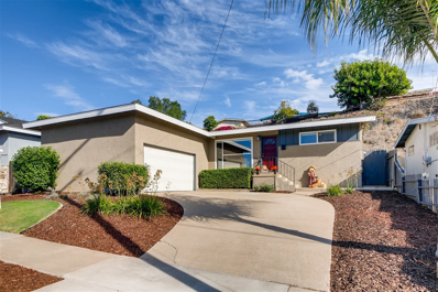 6091 Delor Ct, San Diego, CA 92120 - MLS#: 180061618