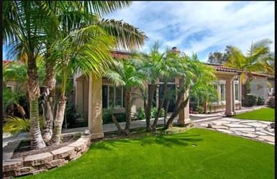 2710 Hidden Valley Road, La Jolla, CA 92037 - MLS#: 180061731