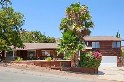 1204 Dawnridge Ave, El Cajon, CA 92021 - MLS#: 180061810