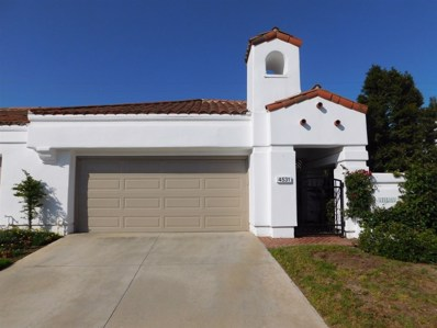 4531 Cordoba Way, Oceanside, CA 92056 - MLS#: 180061828