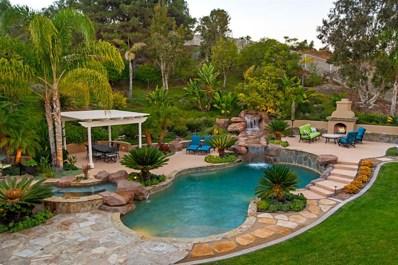 2366 Casa Hermosa, Encinitas, CA 92024 - MLS#: 180061874