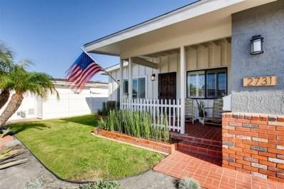 2731 Murray Ridge Road, San Diego, CA 92123 - #: 180061935