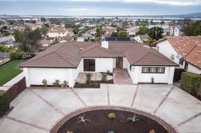 1876 Illion St, San Diego, CA 92110 - MLS#: 180061938