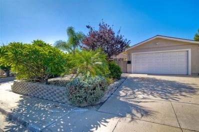 10132 Ashdale Ln, Santee, CA 92071 - MLS#: 180061973