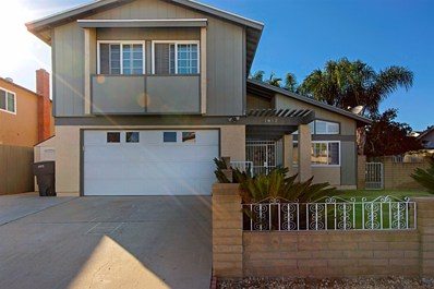 1612 S Loma Lane, Chula Vista, CA 91911 - MLS#: 180061974