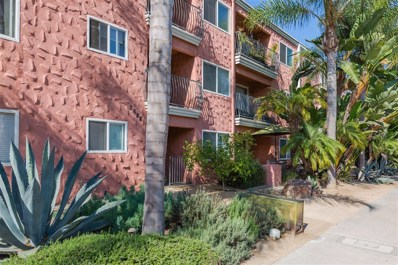 3688 1st Ave UNIT 28, San Diego, CA 92103 - MLS#: 180062037
