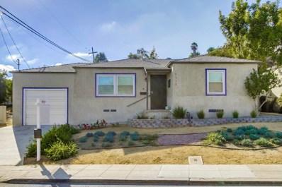 4112 60th St, San Diego, CA 92115 - MLS#: 180062066
