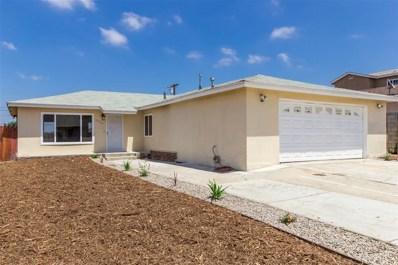 5328 Encina Dr, San Diego, CA 92114 - #: 180062112