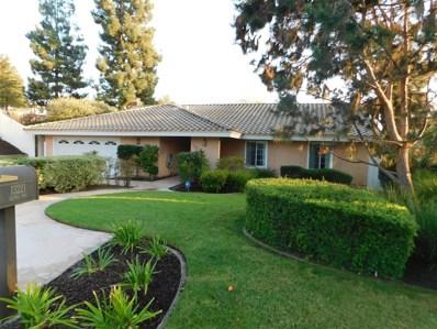 13221 Edina Way, Poway, CA 92064 - MLS#: 180062125