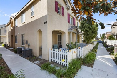 1443 Claude Lane UNIT 5, Chula Visa, CA 91913 - MLS#: 180062170