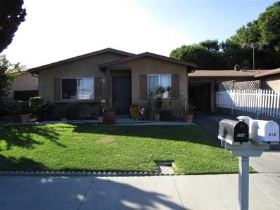 214 Avenida Descanso, Oceanside, CA 92057 - MLS#: 180062218