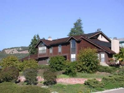 1810 Citrus Glen Dr, Escondido, CA 92027 - MLS#: 180062227