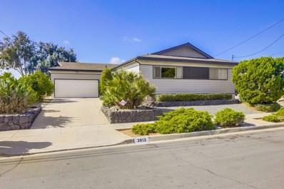 3912 Hughes Court, San Diego, CA 92115 - #: 180062293