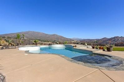 1556 Suncrest Vista Ln, Alpine, CA 91901 - MLS#: 180062296