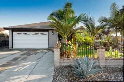 7127 Latrobe Cir, San Diego, CA 92139 - MLS#: 180062320