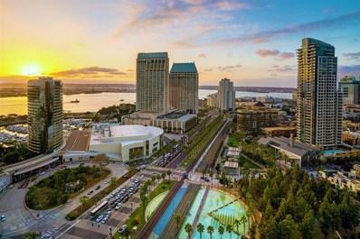 100 Harbor Drive UNIT 2704, San Diego, CA 92101 - MLS#: 180062342