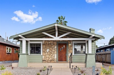 3637 Louisiana Street, San Diego, CA 92104 - MLS#: 180062397