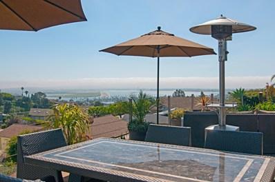 3751 Brandywine, San Diego, CA 92117 - MLS#: 180062418