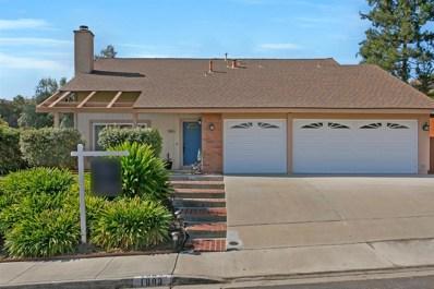 1883 Blueridge St, Oceanside, CA 92056 - MLS#: 180062448
