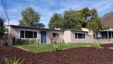 1340 Somermont Dr, El Cajon, CA 92021 - MLS#: 180062474