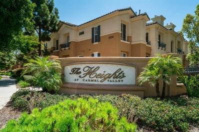12376 Carmel Country Rd UNIT 303, San Diego, CA 92130 - MLS#: 180062491