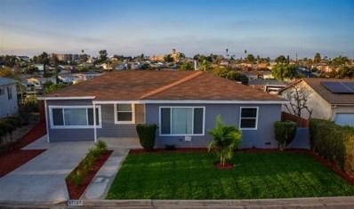 5206 San Bernardo Terrace, San Diego, CA 92114 - MLS#: 180062498