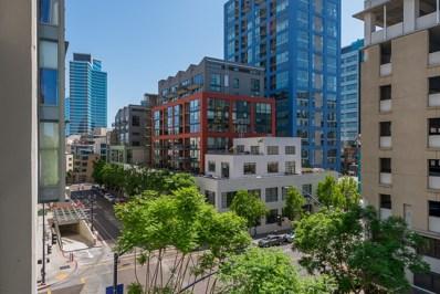 1150 J Street UNIT 520, San Diego, CA 92101 - MLS#: 180062501