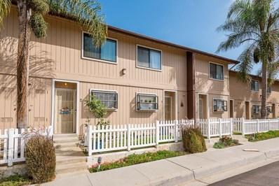 3985 Wabaska Drive UNIT 2, San Diego, CA 92107 - MLS#: 180062559