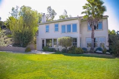 2522 Clearcrest Lane, Fallbrook, CA 92028 - MLS#: 180062562