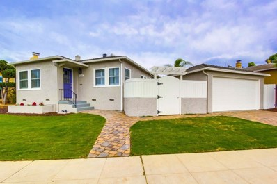 4635 Norma Dr, San Diego, CA 92115 - MLS#: 180062579