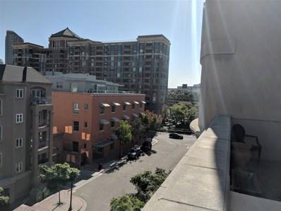 650 Columbia St UNIT 411, San Diego, CA 92101 - MLS#: 180062604