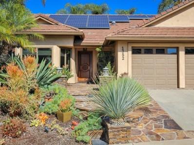 1352 Beringer Lane, Vista, CA 92081 - MLS#: 180062616