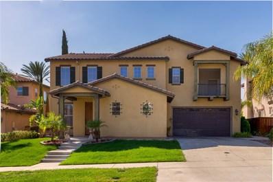 1578 Stargaze Dr, Chula Vista, CA 91915 - MLS#: 180062631