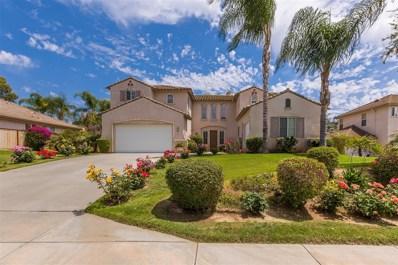 1105 Amelia Pl, Escondido, CA 92026 - MLS#: 180062661