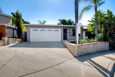 4095 Galbar St., Oceanside CA, CA 92056 - MLS#: 180062732