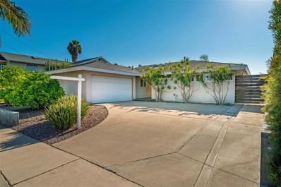 5624 Carnegie Street, San Diego, CA 92122 - MLS#: 180062758