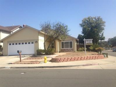 973 Stillwell Ave, San Diego, CA 92114 - MLS#: 180062807