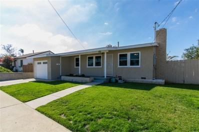 3536 Tomahawk Ln, San Diego, CA 92117 - MLS#: 180062809