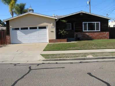 7436 Burbank St., San Diego, CA 92111 - MLS#: 180062826
