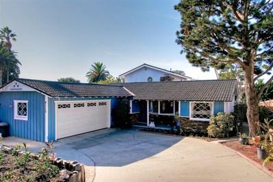 4115 Highland Dr, Carlsbad, CA 92008 - MLS#: 180062838