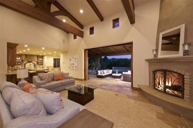 7631 Iluminado, San Diego, CA 92127 - MLS#: 180062842
