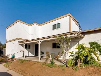3304 E St, San Diego, CA 92102 - MLS#: 180062908