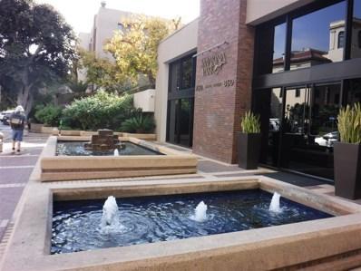 750 State Street UNIT 209, San Diego, CA 92101 - MLS#: 180062913