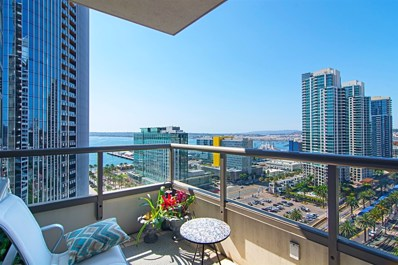 700 W E Street UNIT 1904, San Diego, CA 92101 - MLS#: 180062934