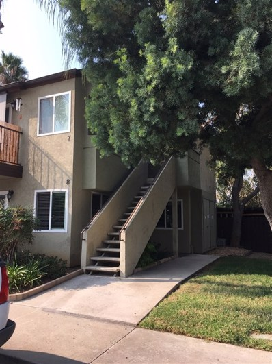 1509 E E Washington Ave UNIT 8, El Cajon, CA 92019 - MLS#: 180062990